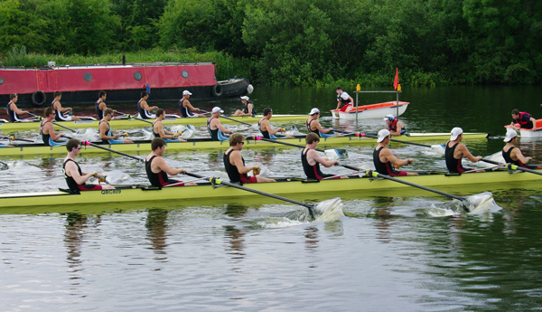 Reading Town Regatta & Thames Valley Park Regatta